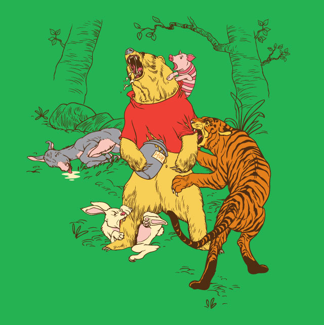 Winnie The Pooh Rule 34