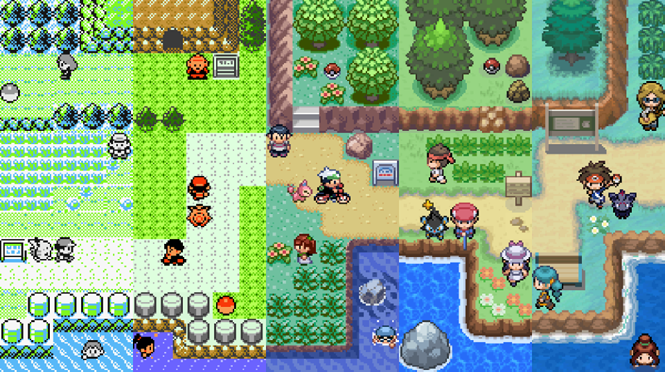 Seventeen Years of Pokémon in One Map | Pokémon | Know Your Meme on pokemon world map and locations, pokemon white version map, minecraft pokemon soul silver map, pokemon crystal map, pokemon soul silver rom, all pokemon regions world map, pokemon unova map, pokemon black route 10, pokemon xy, pokemon kalos region, pokemon town map, pokemon mount moon map, pokemon kanto map, pokemon gold map, pokemon laverre city gym map, pokemon y trailer, pokemon black map, pokemon diamond, pokemon y pokemon, pokemon pearl map,
