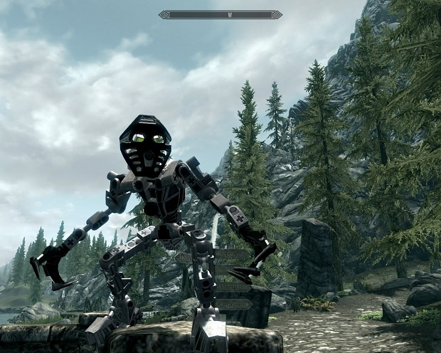 The best Skyrim mod of our time | Bionicle | Know Your Meme