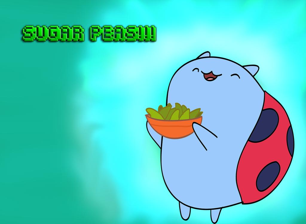 Sugar Peas Catbug Know Your Meme