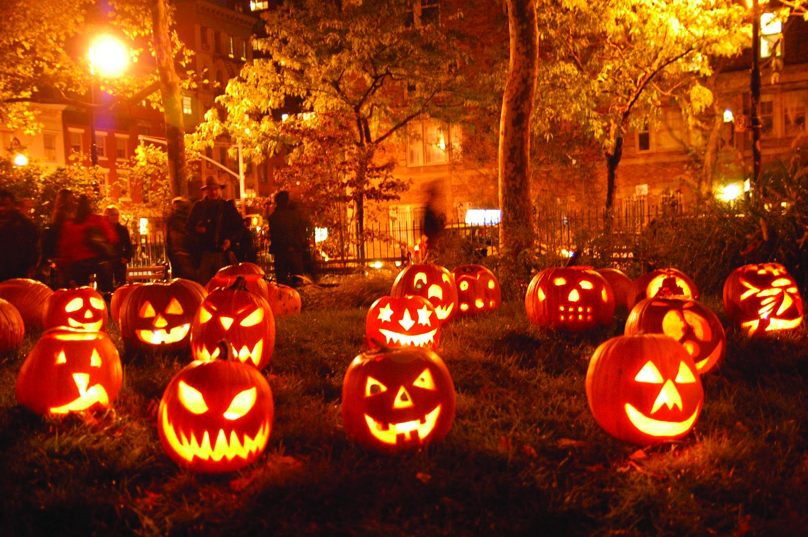 jack-o-lantern party | halloween | know your meme