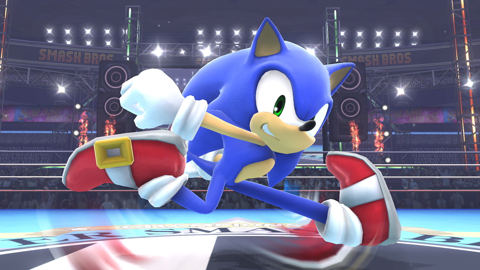 sonic revealed super smash brothers know your meme