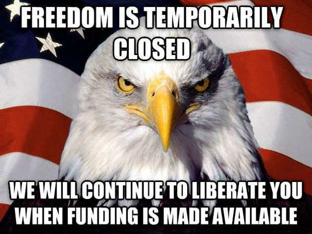 Image result for the government and it's closed meme