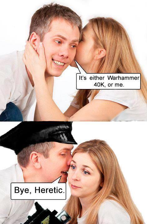 warhammer dating