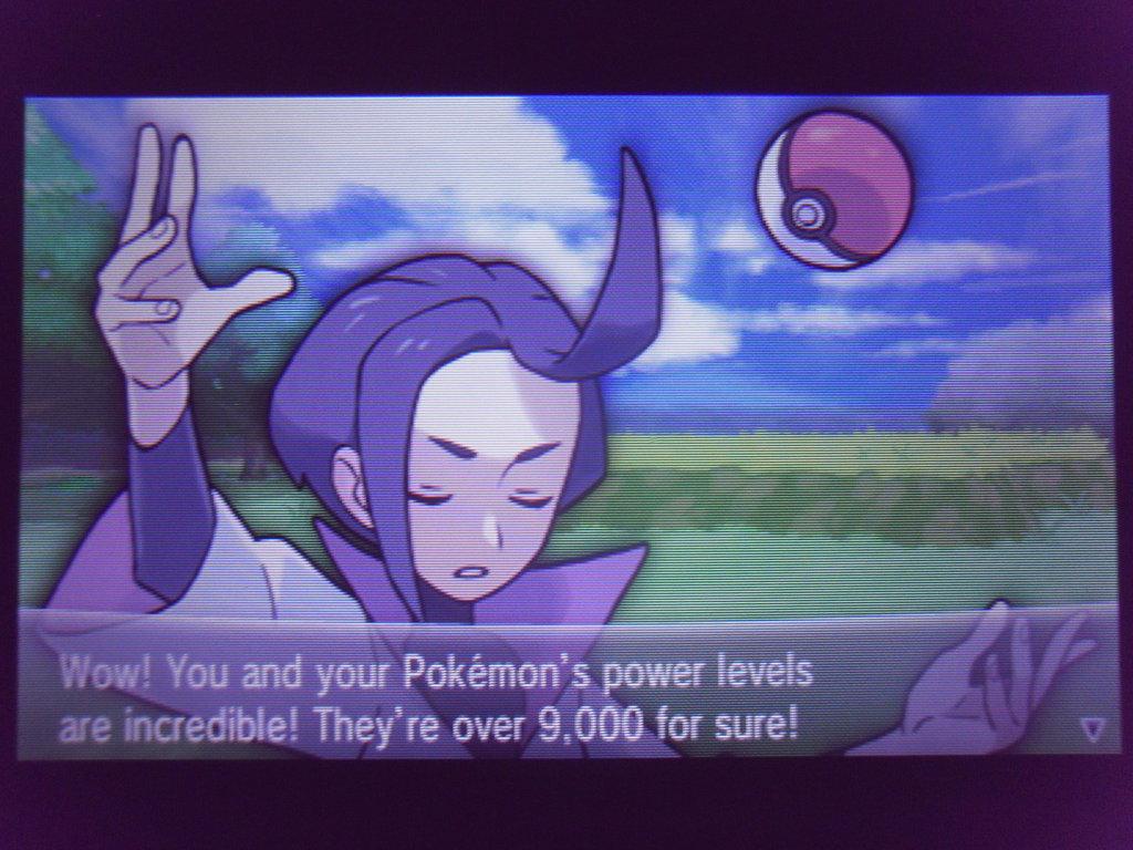 over 9000 pokémon know your meme