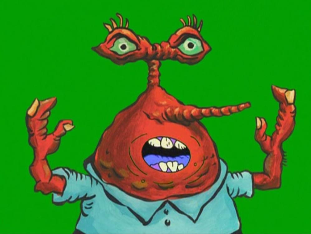 Moar Nightmare Fuel Know Your Meme With tenor, maker of gif keyboard, add popular mr krabs laugh animated gifs to your conversations. moar nightmare fuel know your meme