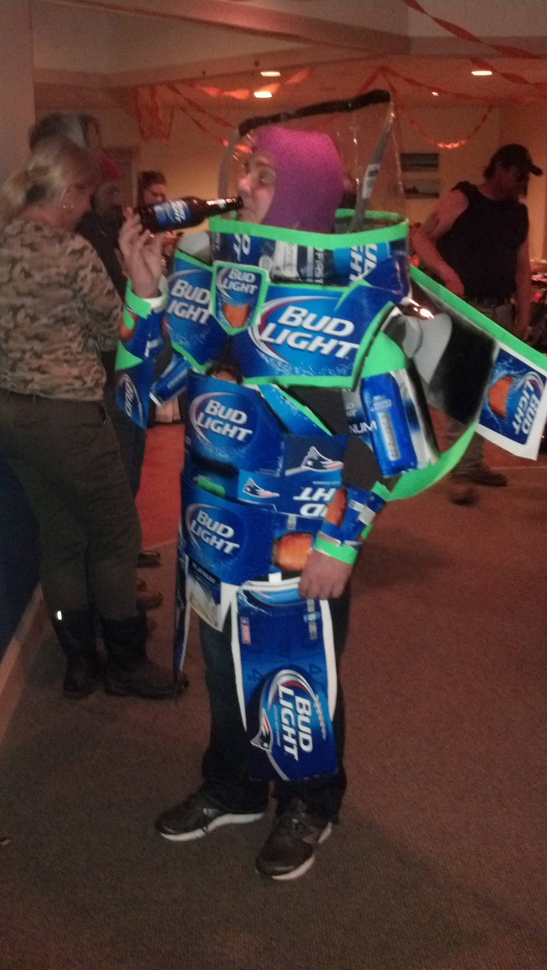 bud light year | halloween | know your meme