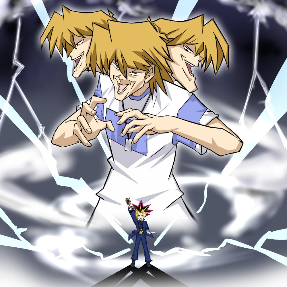 Yu Gi Oh Duel Links Joey Wheeler Yugi Mutou Seto Kaiba Bakura Yami