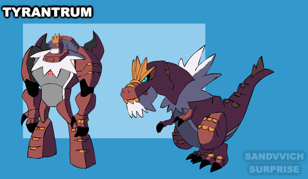 Pokefomers Tyrantrum Pokemon Know Your Meme