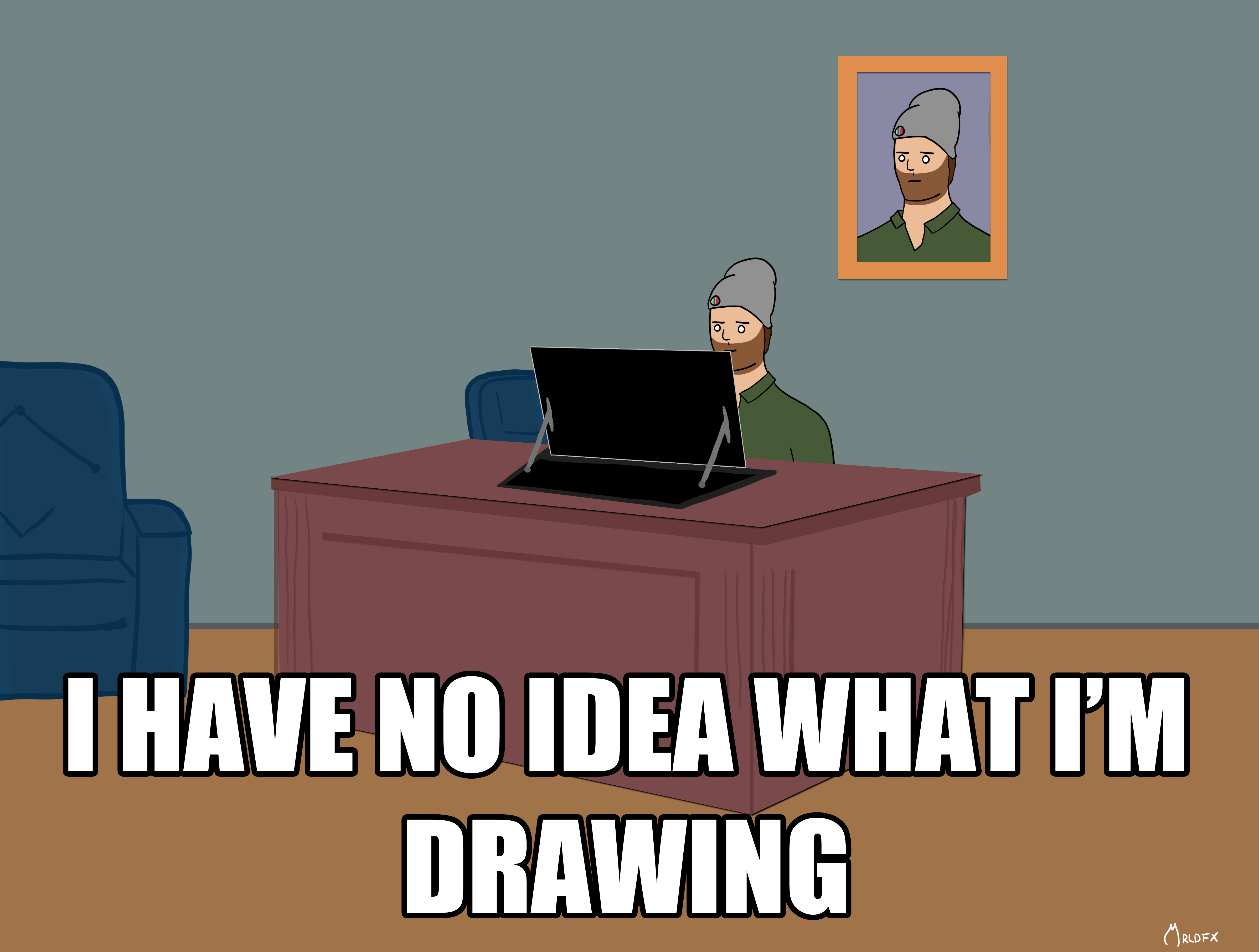 Spiderman Meme Desk Study Desk White