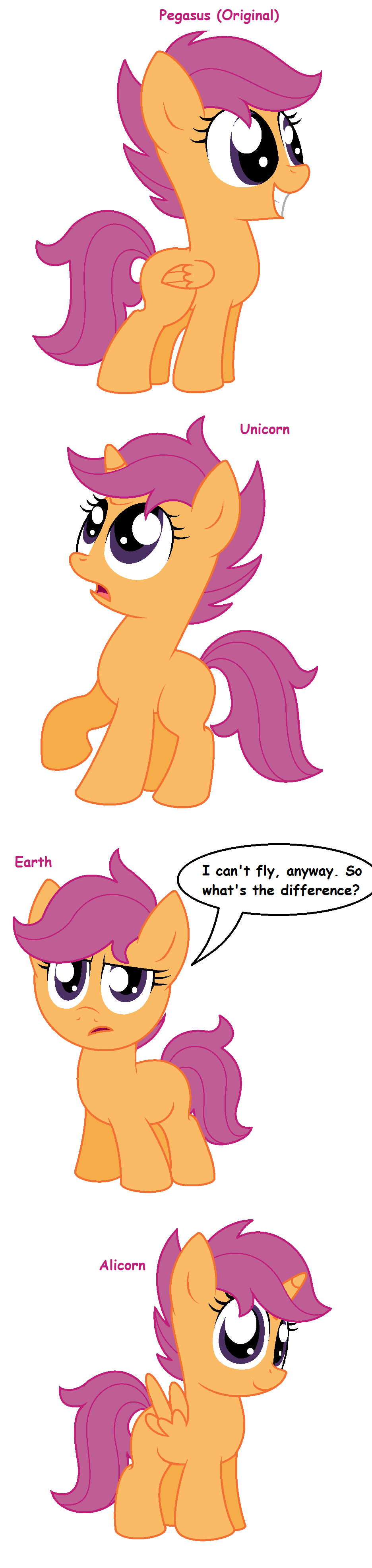 Image 640588 My Little Pony Friendship Is Magic Know Your Meme Unfortunately, there were only 27 instances of scootaloo across three seasons. image 640588 my little pony