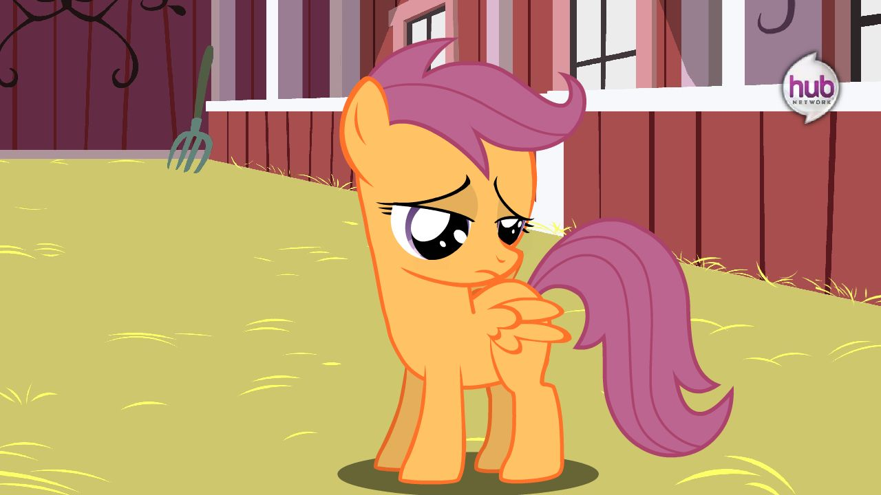 Scootaloo In Season 4 My Little Pony Friendship Is Magic Know Your Meme Expect these posts normally when not late every tuesday at 2:00 pm pst. little pony friendship is magic