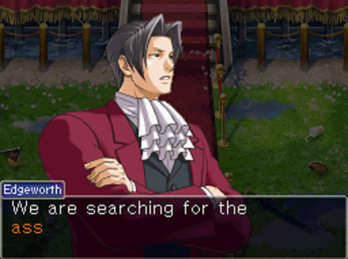 Image 644059 Phoenix Wright Ace Attorney Know Your Meme