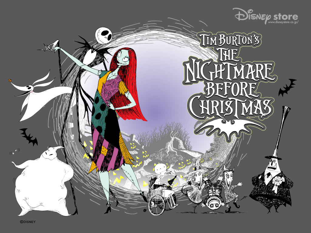Wallpaper The Nightmare Before Christmas Know Your Meme