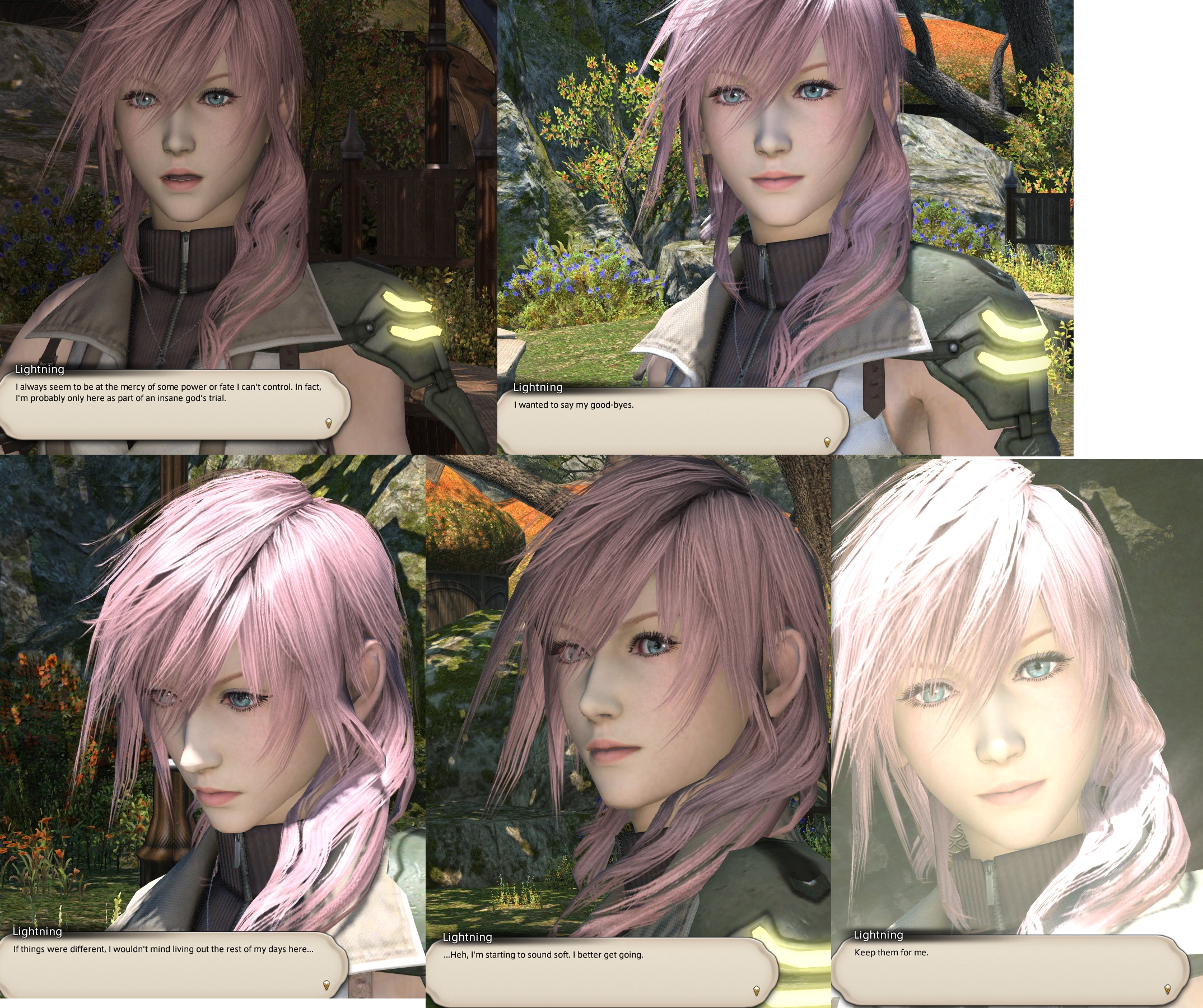 Lightning in ARR:FFXIV | Final Fantasy | Know Your Meme