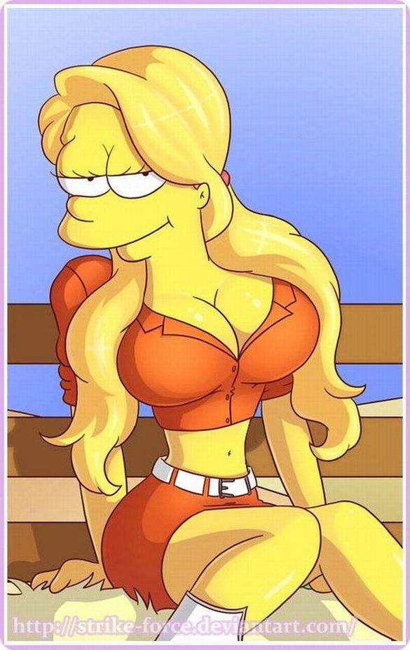 art Simpsons adult