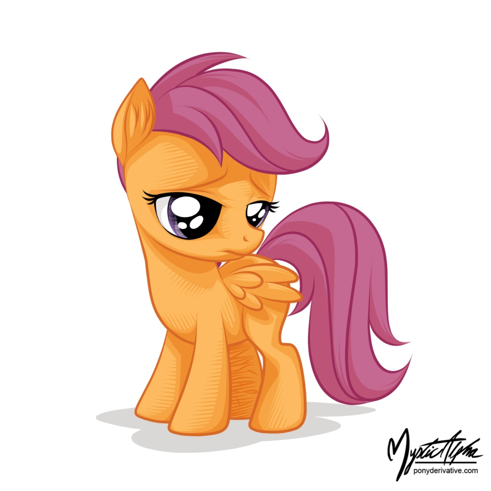 Sad Scootaloo My Little Pony Friendship Is Magic Know Your Meme The page recently started falling apart. sad scootaloo my little pony