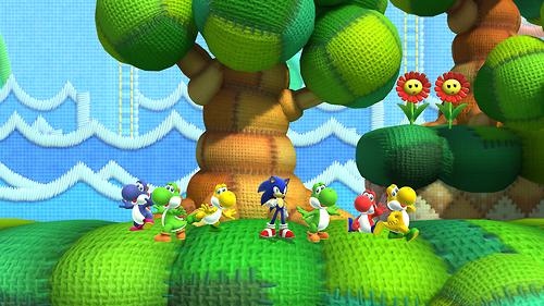 Yoshi's Island Zone   Super Mario   Know Your Meme