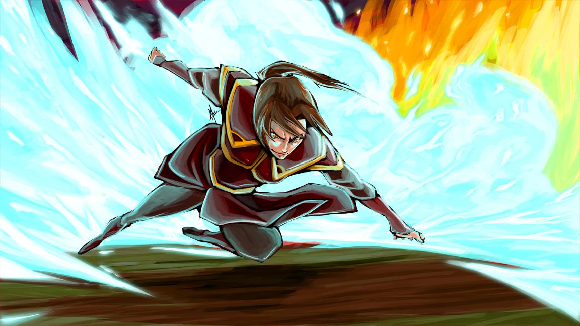 Azula Zuko Aang Katara Sokka Anime Fictional Character