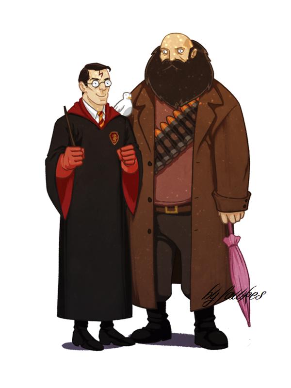 Medic Potter | Alternate Universe | Know Your Meme