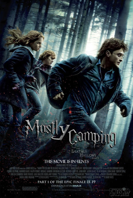 DEATHLY HALLOWS PART THIS MOVIE IS IN ENTS 1 OF THE EPIC FINALE 1119 EXPERIENCE