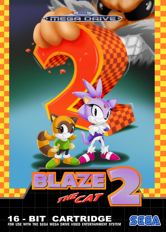 Blaze The Cat 2 Sonic The Hedgehog Know Your Meme