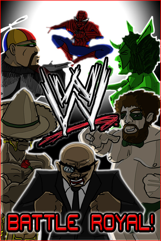 wwe 13 let s play fan art achievement hunter know your meme
