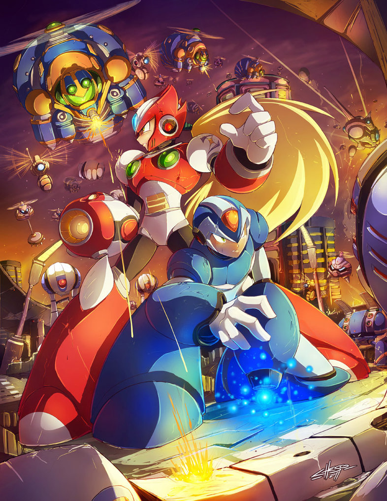Image 687844 Mega Man Rockman Know Your Meme