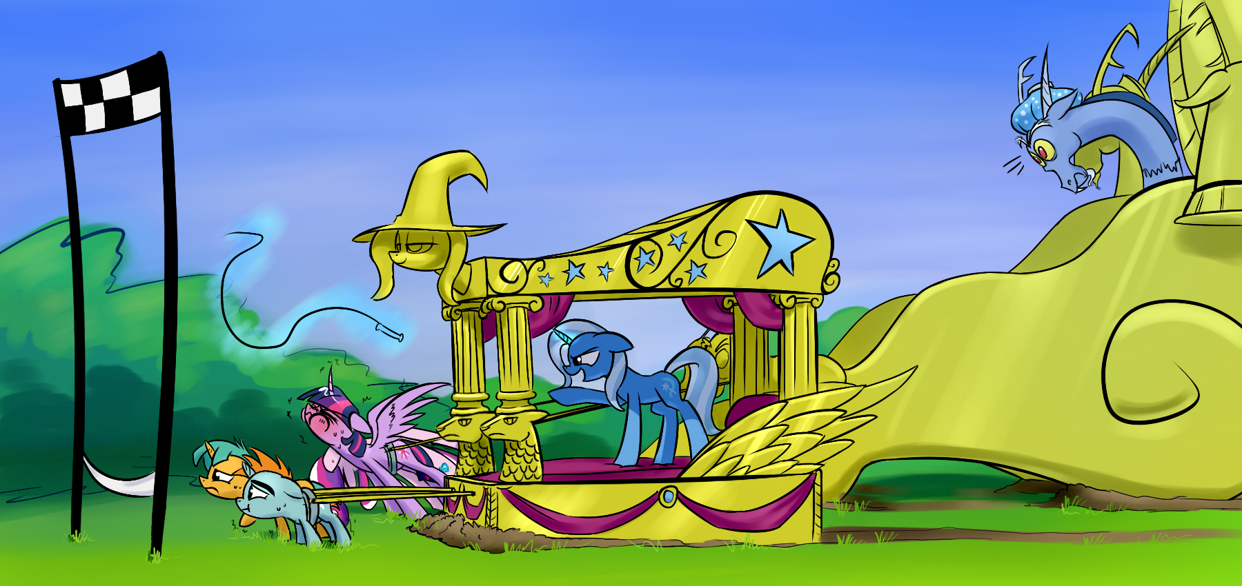 racing is magic my little pony friendship is magic know your meme