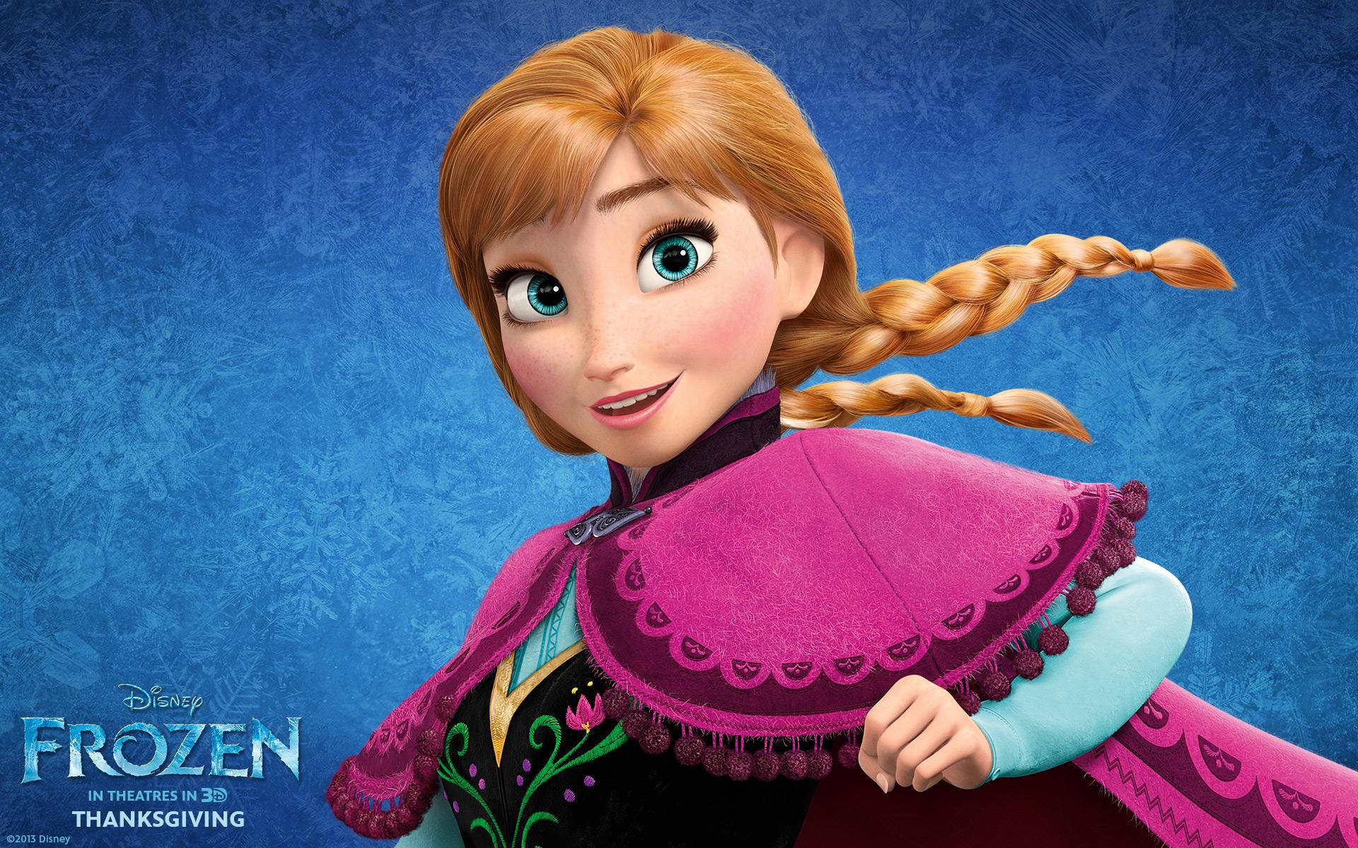 Princess Anna Frozen Know Your Meme