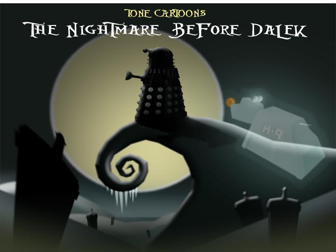 Nightmare Before Christmas Memes.The Nightmare Before Dalek The Nightmare Before Christmas
