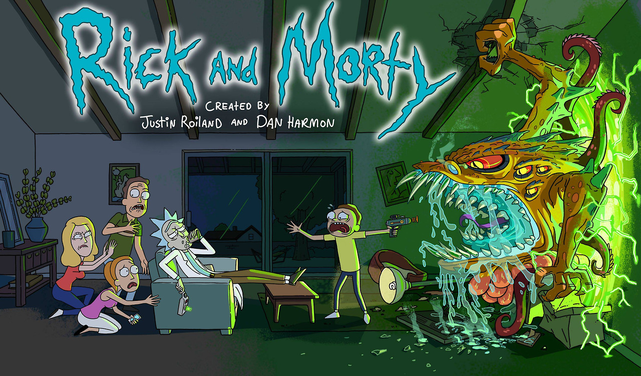 2 CREAtED By JUstiN RoilAND AND DAN HARMON