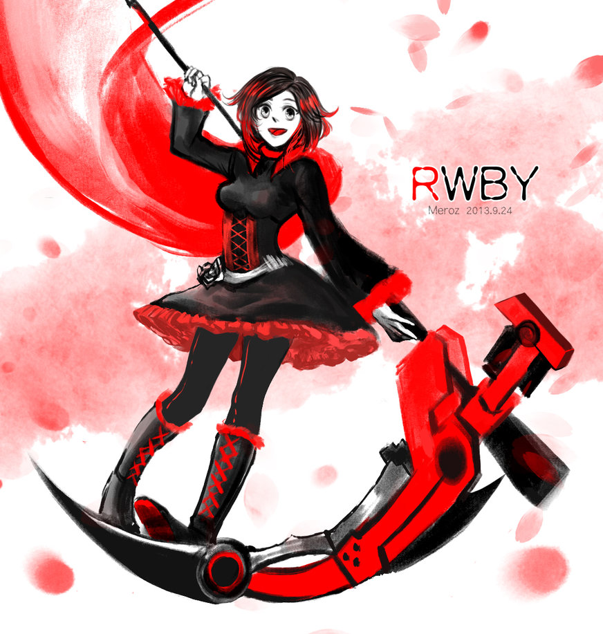 my way of saying sorry | RWBY | Know Your Meme