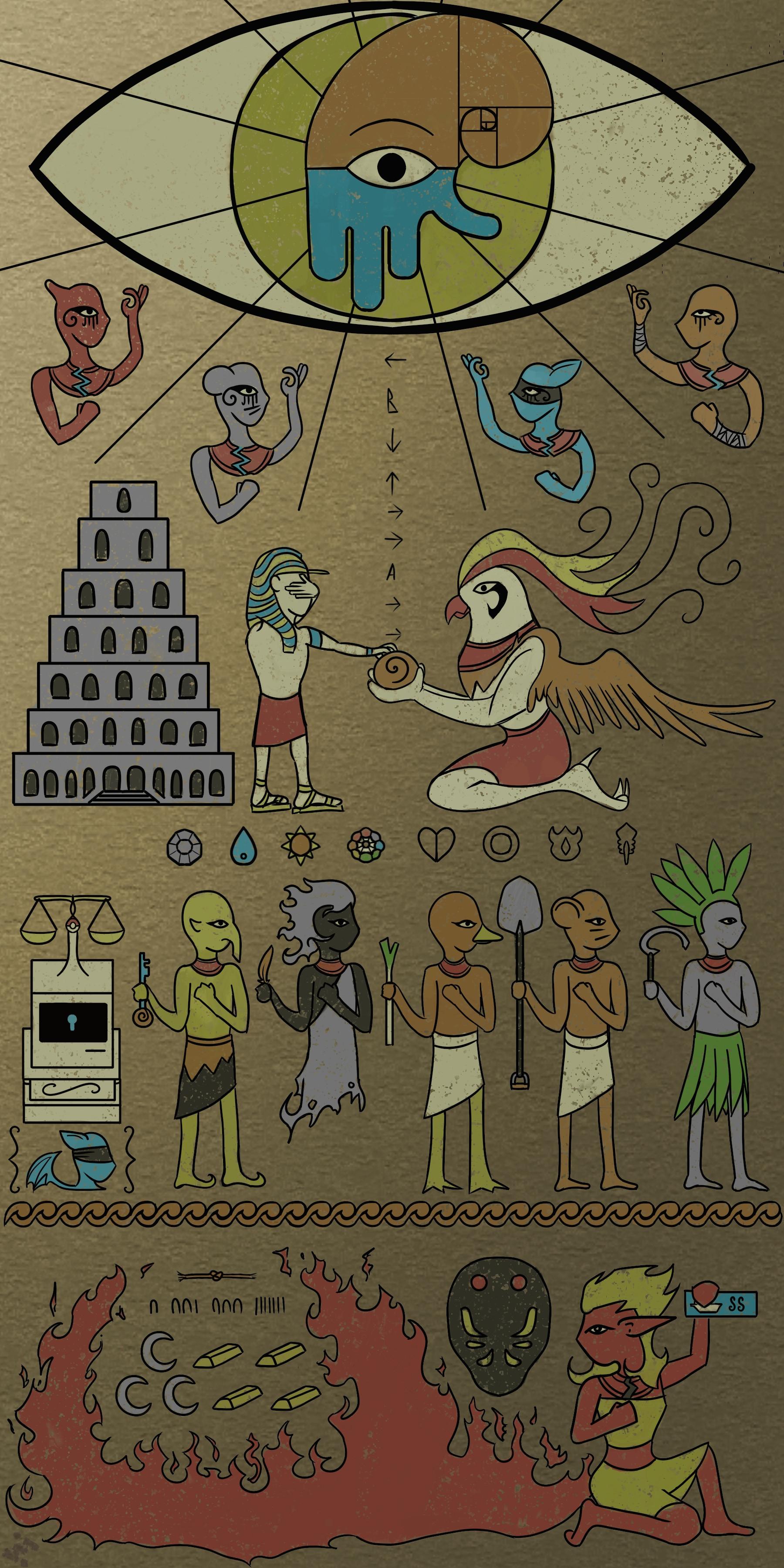 twitch s ancient egyptian story twitch plays pokemon know your meme