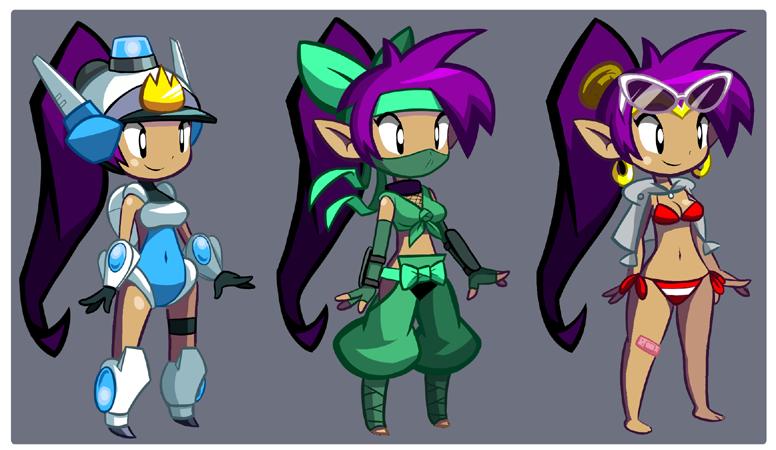 Image 705513 Shantae Know Your Meme