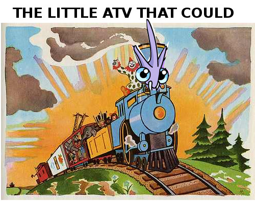 The Little Atv That Could Twitch Plays Pokemon Know Your Meme