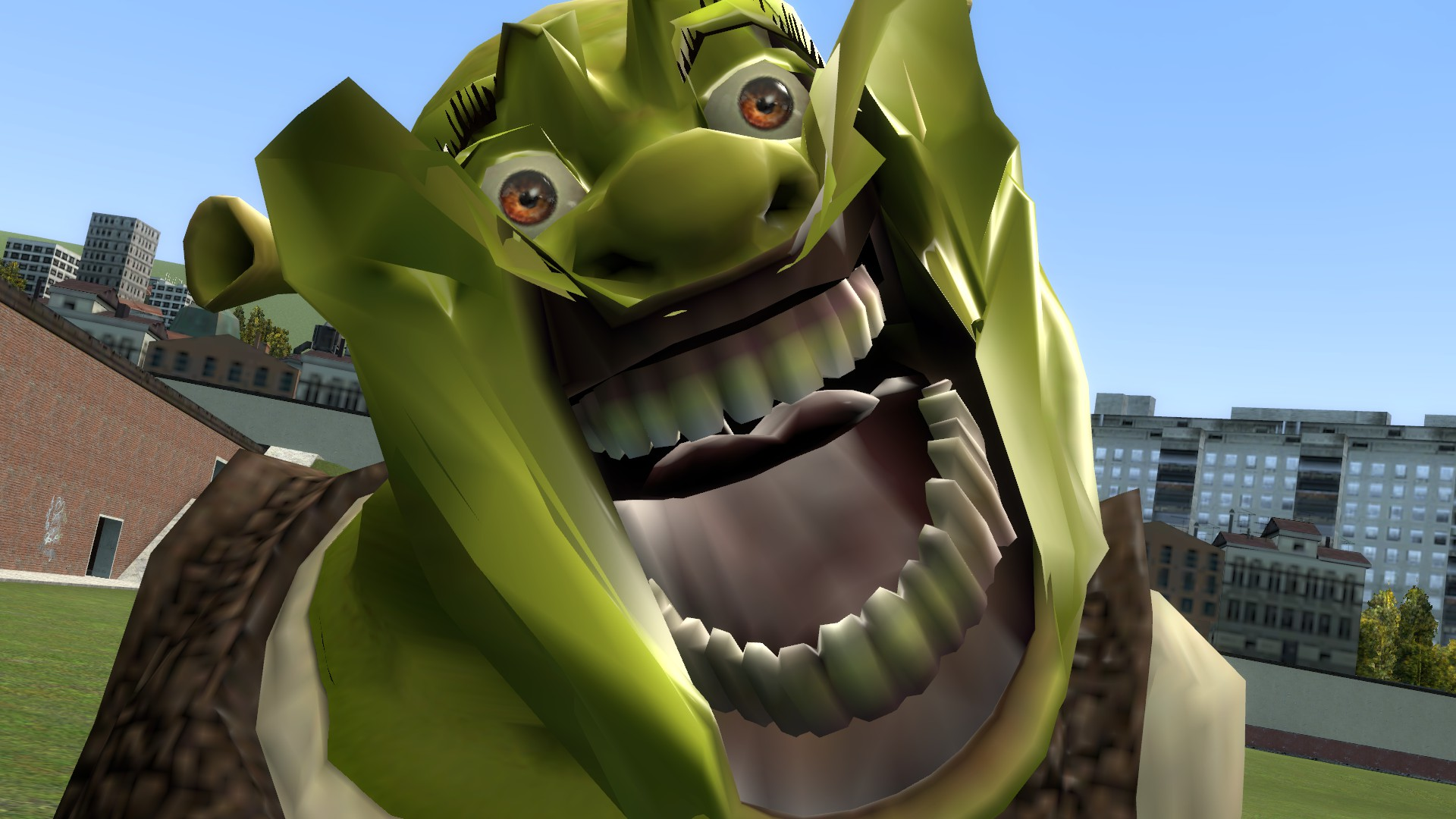 Shrek S O Face Shrek Know Your Meme
