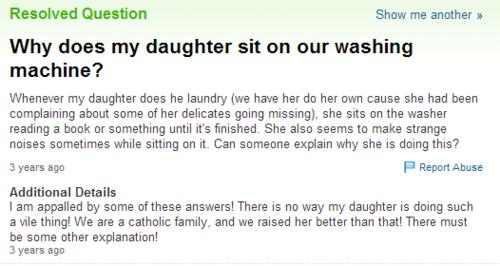 Machine masturbation washing