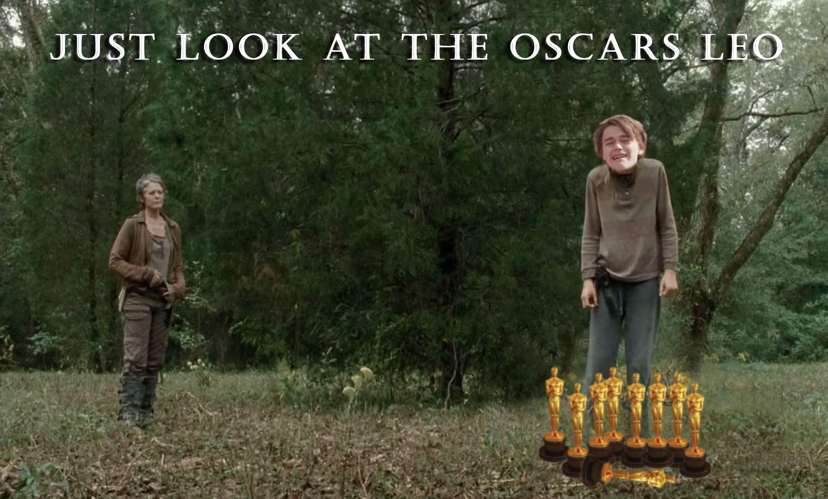 Walking Dead Meme Lizzie