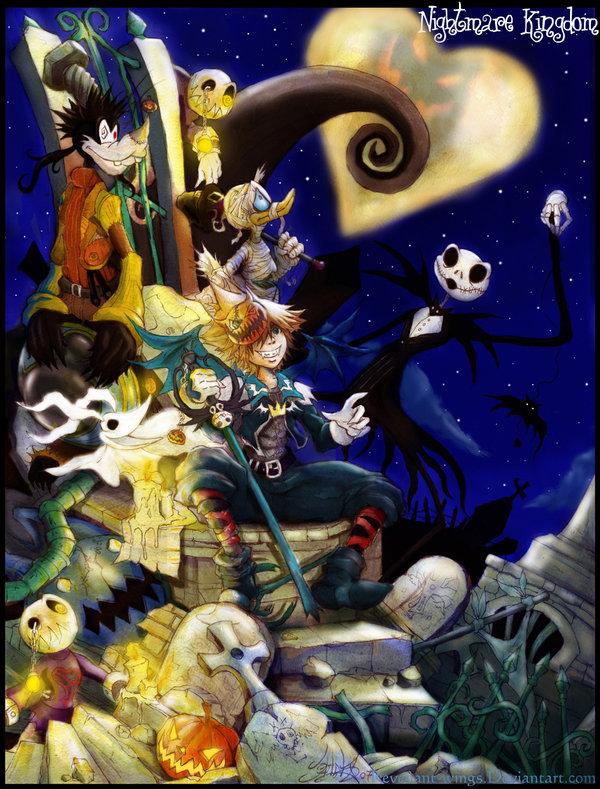 Sora Nightmare Before Christmas Costume.Nightmare Kingdom The Nightmare Before Christmas Know