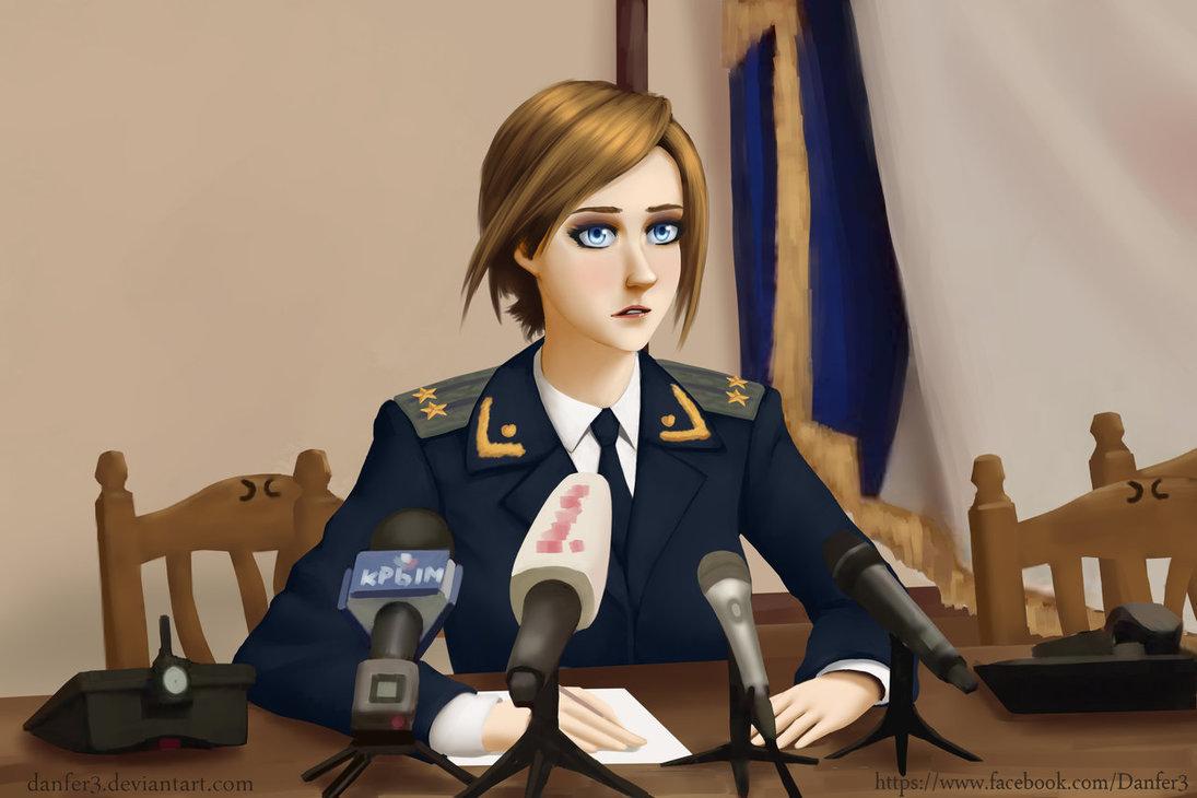 Прокурор наташа секси, Подборка фотографий Натальи Поклонской (40 фото) 19 фотография