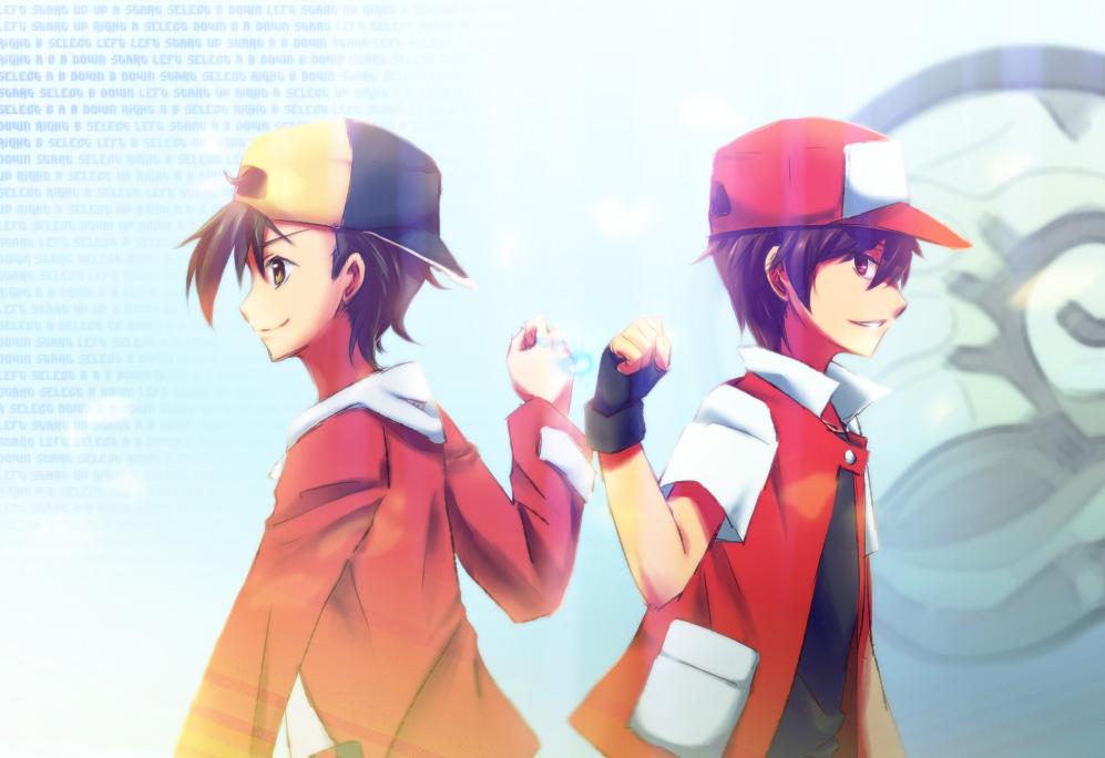 pokemon red r