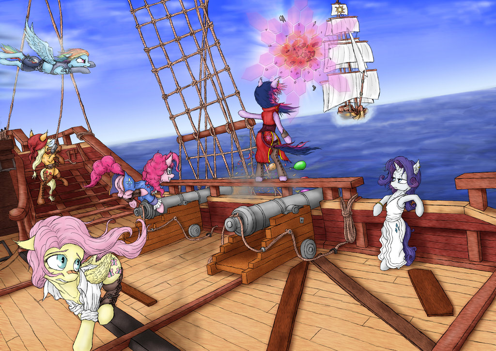 pirates my little pony friendship is magic know your meme