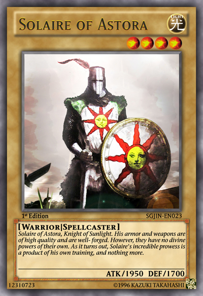 Image - 724034] | Solaire of Astora | Know Your Meme