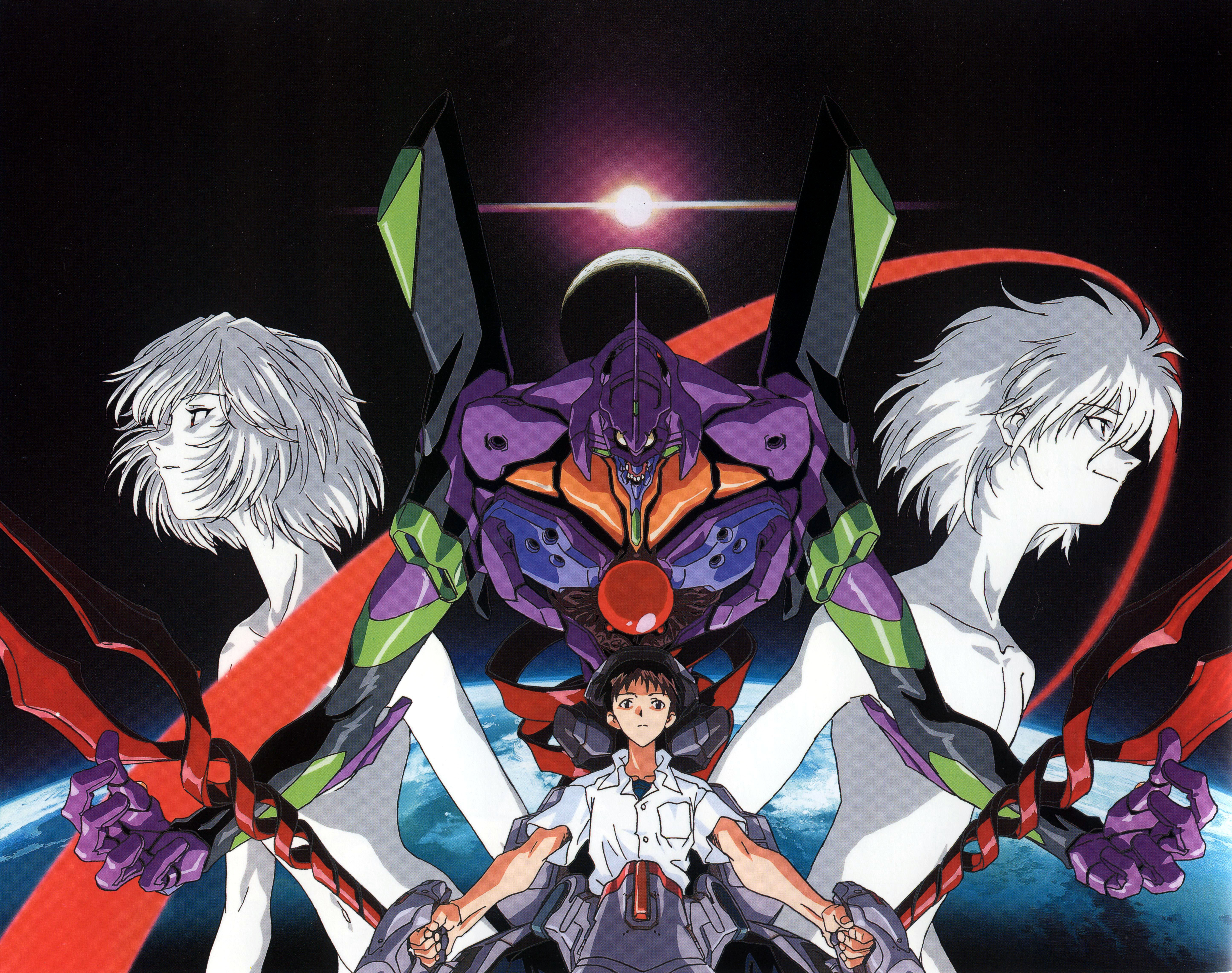 '! | Neon Genesis Evangelion |...