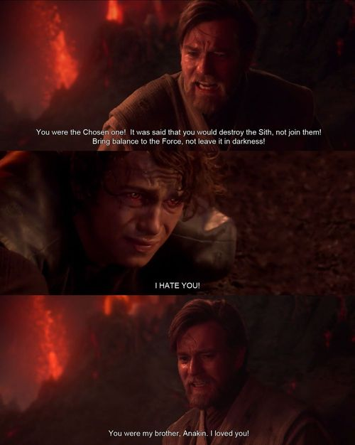 Image 727344 You Were The Chosen One Know Your Meme