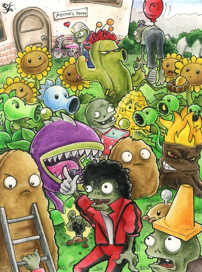 эшли покажи мне картинки зомби против растений весне