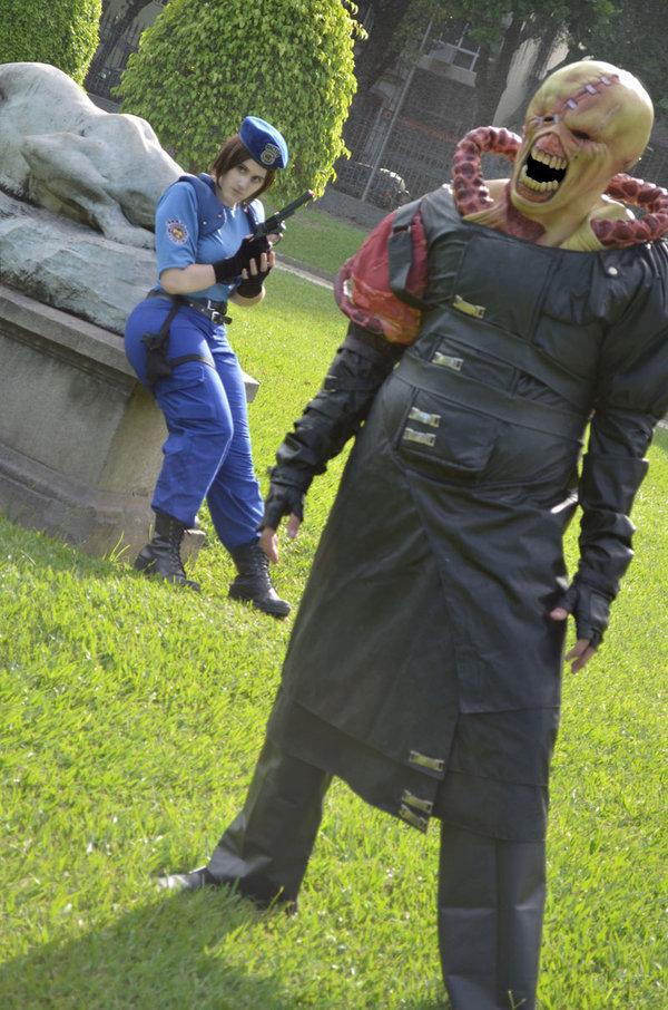 Tyrant Cosplay Resident Evil