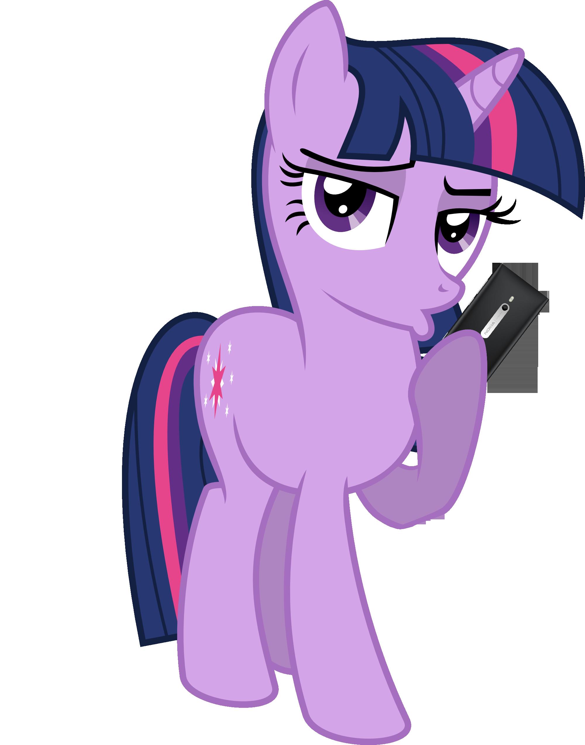 - When Twilight Sparkle Buys A Nokia Lumia My Little Pony