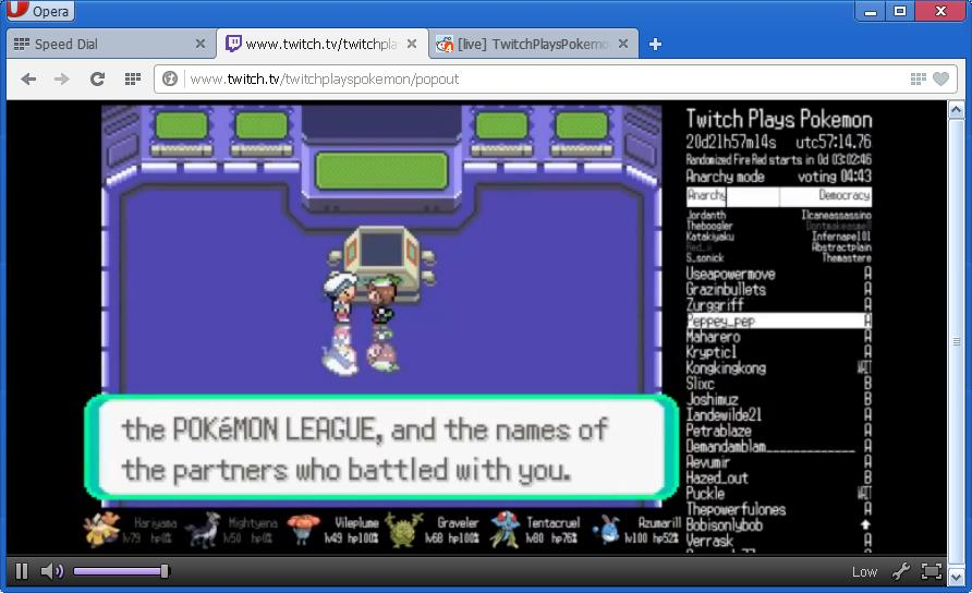 OVER ONE HUNDRED MOTHER FREAKING RUNS LATER | Twitch Plays